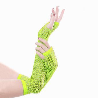 Сексуальные женские перчатки, мода танцевальные перчатки