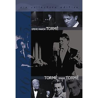 Torme, Steve March - Torme Sings Torme [DVD-Audio] USA import