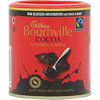 Cadbury Bournville Fairtrade Kakaopulver Dose 125G