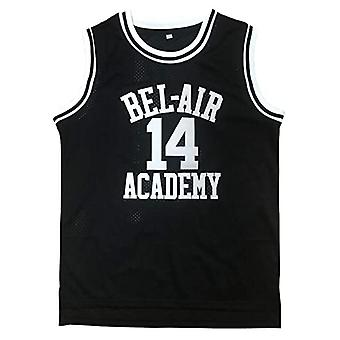 Movie Will Smith #14 Bel-air Academy Basketball Jersey For Men
