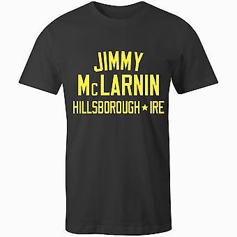 Jimmy McLarnin boksning legende t-shirt