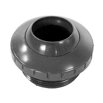 "Binnenwateren WW4001419EBDKG 1.5"" MPT Eyeball passend donkergrijs"