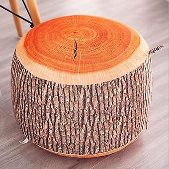 Stool Thicken Cotton Cover  Fruit Inflatable Pouf Chair / Cushion Stools