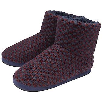 Dunlop - mens aaron / benson boot slippers