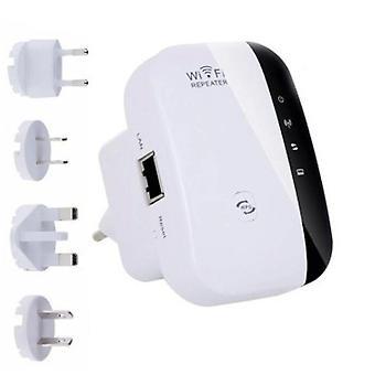 Eu plug 300mbps wifi signal répéteur extender uk plug range booster amplificateur internet az9551