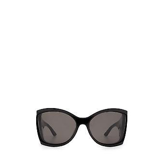 Balenciaga BB0154S gafas de sol femeninas negras