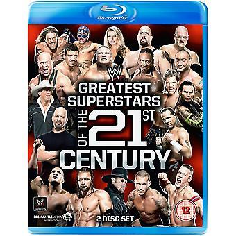 WWE: Största superstjärnorna i 2000-talets Blu-ray