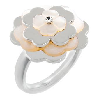 Dames ring Folli Follie 2R14F006W (Maat 16)