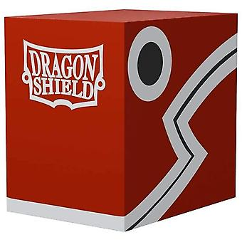 Dragon Shield Double Shell - Red