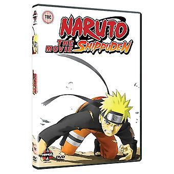 Naruto Shippuden The Movie DVD