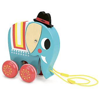 Vilac Elephant Pull Toy