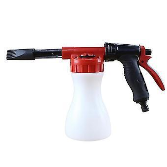 Snow Foam Lance High Pressure Foam Gun Cannon All Plastic Portable Foamer