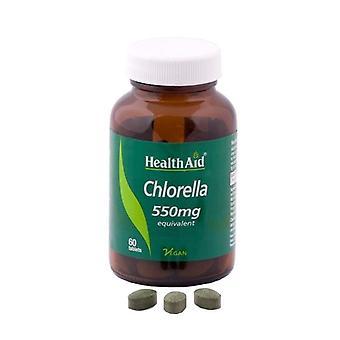 HealthAid Chlorella 550mg Tabletten 60 (804050)