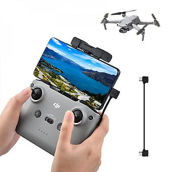 Dji Mavic Air 2/air 2s Remote Control Mobile Phone Data Cable Bidirectional Transmission Type C To Type C