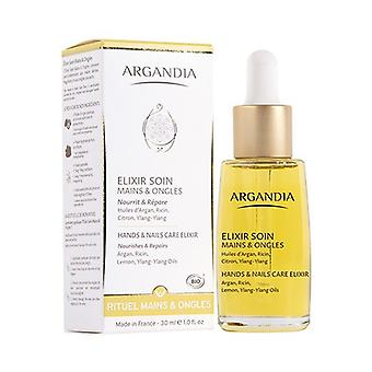Hand & Nail Elixir with Essential Oils 30 ml of oil