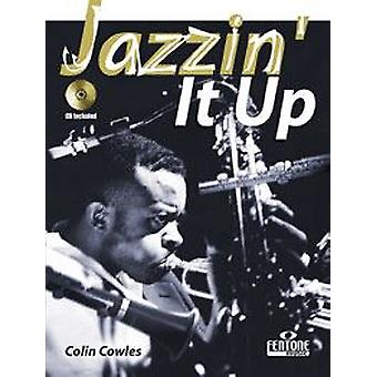 Jazzin' It Up Clarinet Book With Cd