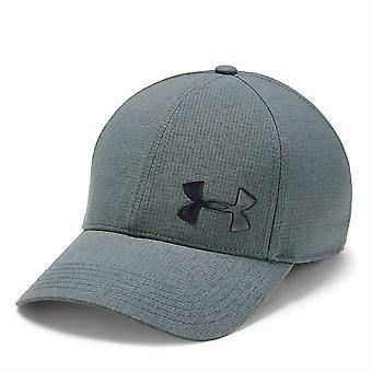 Under Armour Kids Vent Core Hat Curved-Brim Cap Detailed Panel Construction
