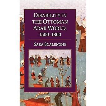 Disability in the Ottoman Arab World, 1500-1800 (Cambridge Studies in Islamic Civilization)