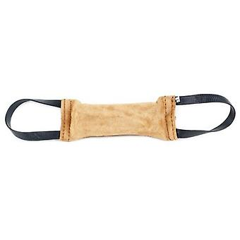 Julius K9 Sewing Leather Interior biter - 2 handles (Dogs , Toys & Sport , Chew Toys)