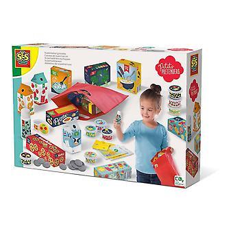 Petits Pretenders Kindersupermarkt Boodschappen Speelset