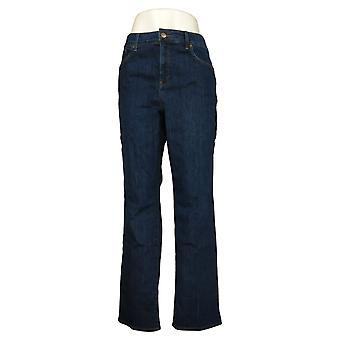 NYDJ Jeans de Mujer Marilyn Straight Leg Cooper Azul A303965