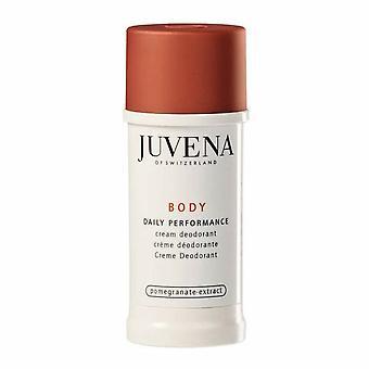 Crème Déodorant Body Daily Performance Juvena (40 ml)