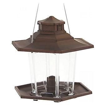 More Birds SureFill Lantern Wild Bird Feeder - Small 2.6 lbs capacity