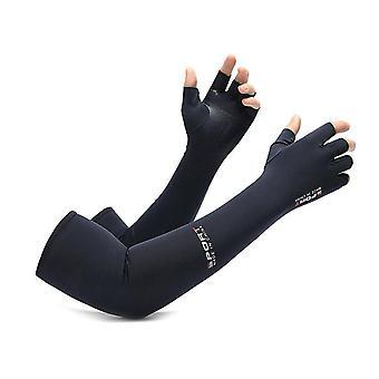 Coole Männer Frauen Arm Ärmel Handschuhe