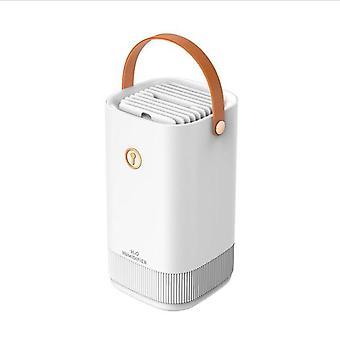 5V USB Stor kapacitet Dubbla munstycke Luft luft luftfuktare LED Atmosfär Nattlampa
