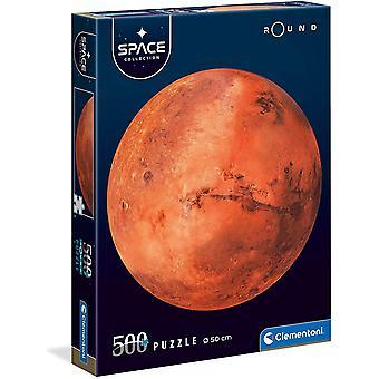 كليمنتوني ناسا 1 جولة بانوراما اللغز (500 قطعة)