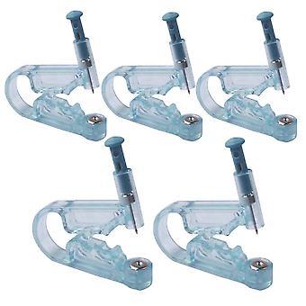 Desechables De oído perforación perforación herramienta pendiente Kit Piercer Studs