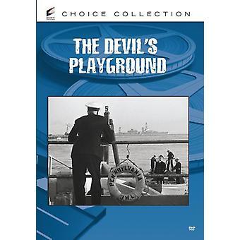 Importation Playground [DVD] é.-u. de Devil's