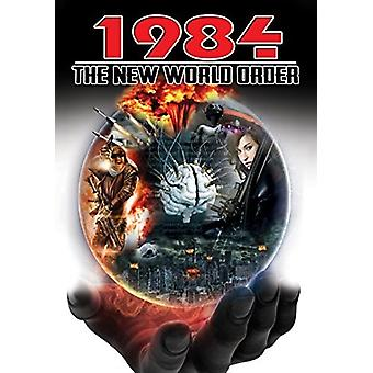 1984: The New World Order [DVD] USA import