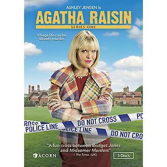 Agatha Raisin: Serie 1 [DVD] USA importieren