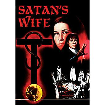 Satans Wife [DVD] USA import
