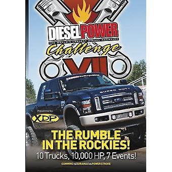 Diesel Power Challenge VII [DVD] USA import