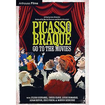 Picasso & Braque Go to the Movies [DVD] USA import