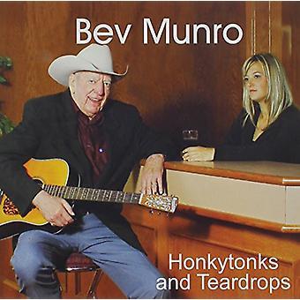 Bev Munro - Honkytonks & Teardrops [CD] USA import