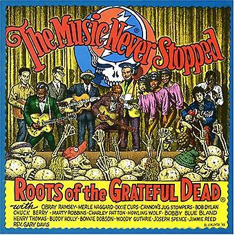 Nie aufgehört, Musik - Musik nie beendet-Wurzeln der T [CD] USA Import