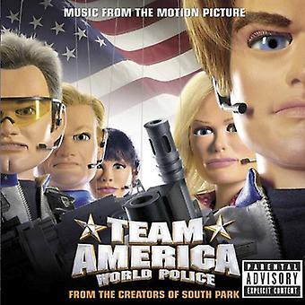 Team America - Soundtrack [CD] USA import