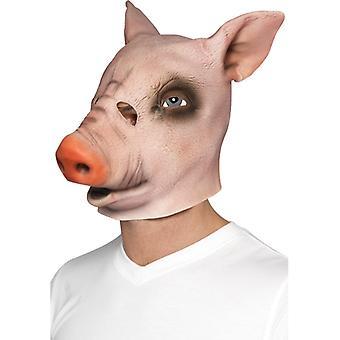 Pig Mask Maske Schwein Schweinemaske