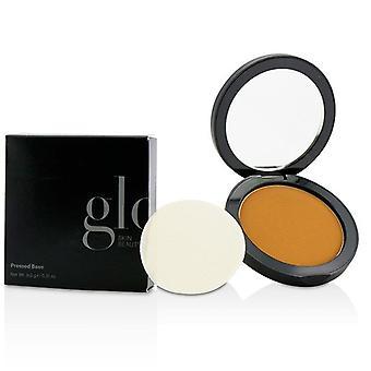 Glo huden skjønnhet trykket Base - # gulbrun Medium - 9g/0.31 oz