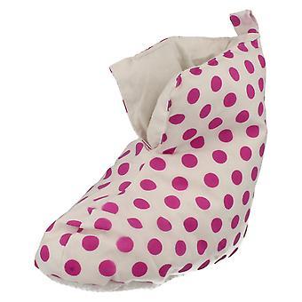Girls Duvet Ducks Bootie Slippers