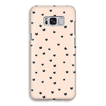 Samsung Galaxy S8 volledige Print geval (Glossy) - kleine katten