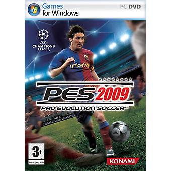 Pro Evolution Soccer 2009 (PC) - Uusi