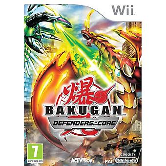 Bakugan Battle Brawlers Defender of the Core (Wii) - New