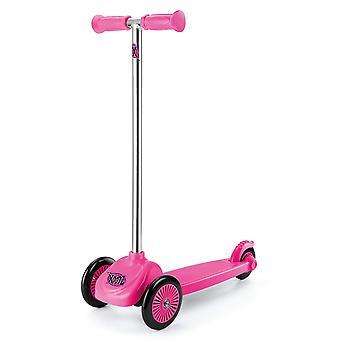 Toyrific Xootz Tri Scooter rosa