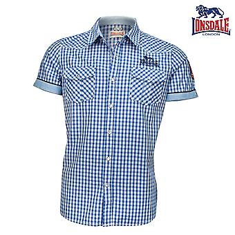Lonsdale Men's Short Sleeve Shirt Berny