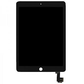 הצג יחידת תצוגה LCD מסך מגע עבור אפל iPad האוויר 2 השלם שחור
