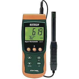 Extech SDL500 Hygrometer 5 RH 95 RH Data logging function, Dew point/mould detector
